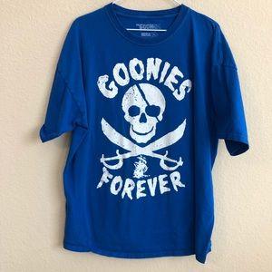 The Goonies Blue Goonies Forever T-Shirt